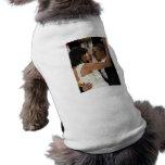 Barack and Michelle Obama Sleeveless Dog Shirt