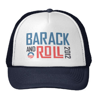 Barack and Roll 2012 Cap