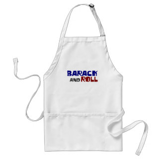 Barack And Roll Adult Apron