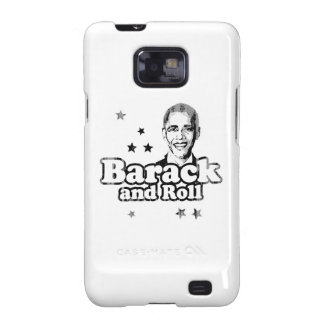 Barack and Roll Faded.png Samsung Galaxy SII Cover