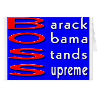 Barack Card