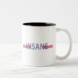 Barack Insane Obama Coffee Mug