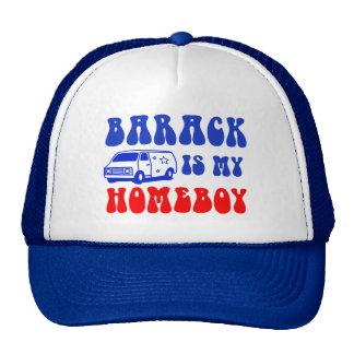 Barack Is My Homeboy Trucker Hat