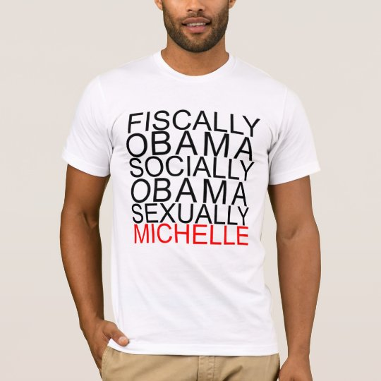 Barack is nice but... T-Shirt