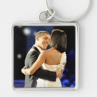 Barack & Michele Obama Key Chains