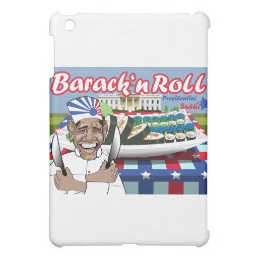 Barack n' Roll from Presidential Sushi iPad Mini Case