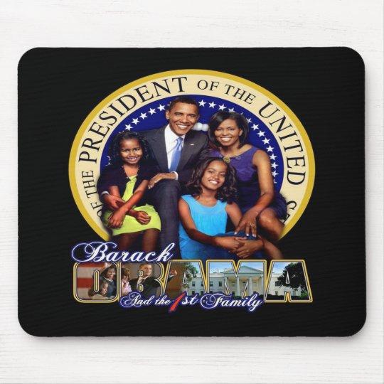 Barack Obama'08 Mouse Mat