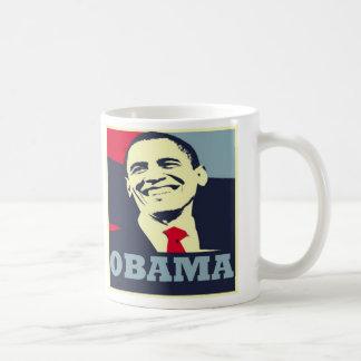 Barack Obama 08 Mugs