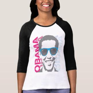 Barack Obama 2012 Baseball Shirt