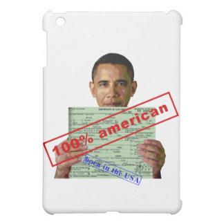 Barack Obama 2012 Cover For The iPad Mini