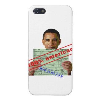 Barack Obama 2012 iPhone 5/5S Case