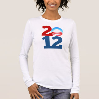 Barack Obama 2012 Long Sleeve T-Shirt