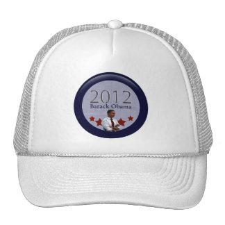 Barack Obama 2012 Presidential Election Mesh Hats