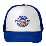 BARACK OBAMA 2012 RE-ELECTION HAT