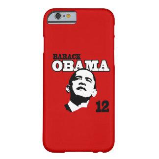 Barack Obama 2012 (Red) iPhone 6 case