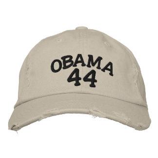 Barack Obama 44th President Embroidered Baseball Cap