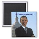 barack-obama 44th President Fridge Magnets