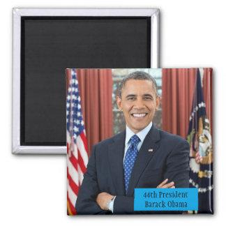 Barack Obama 44th President Magnet