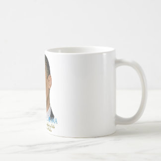 Barack Obama 44th President Mug