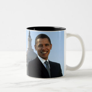 Barack Obama 44th President of the United States Coffee Mugs
