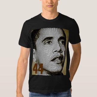 Barack Obama 44th US President - inauguration T-shirts