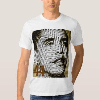 Barack Obama 44th US President Tshirt