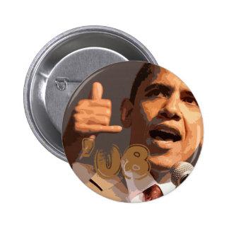 barack_obama-779027, '08 6 cm round badge