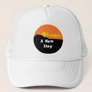 Barack Obama A New Day Hat
