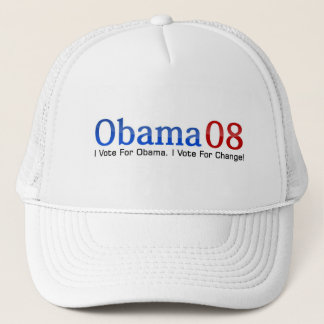 Barack Obama Apparel Cap