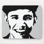 Barack Obama beret Mousepads