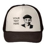Barack Obama beret T-shirt Hat