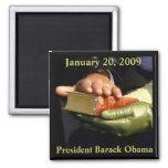Barack Obama Bible souvenir Refrigerator Magnet