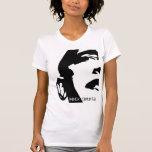 Barack Obama Black and White T Shirt