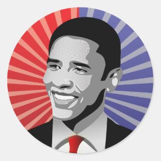 Barack Obama Bold Sticker