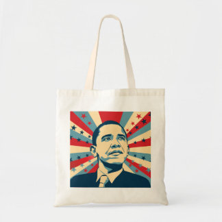 Barack Obama Budget Tote Bag
