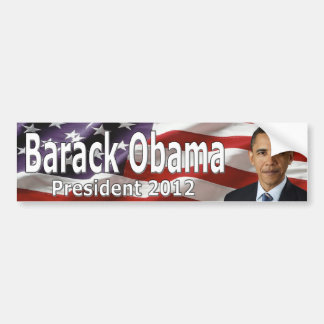 Barack Obama Bumper Sticker