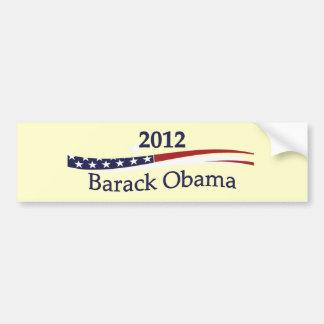 Barack Obama Bumper Sticker Car Bumper Sticker