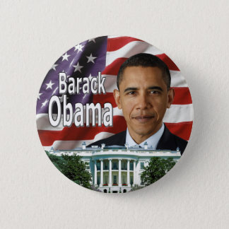 Barack Obama Button