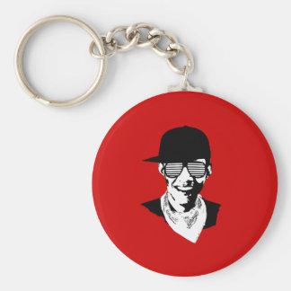 Barack Obama Cap Bandana Glasses Keychains
