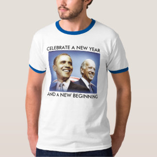 BARACK OBAMA CELEBRATE A NEW YEAR SHIRT... T-Shirt