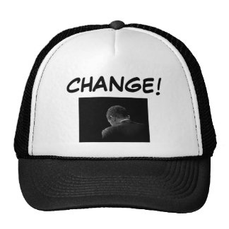 Barack_Obama, CHANGE! Cap