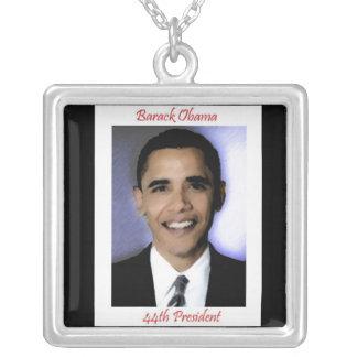 Barack Obama Commemorative Necklace