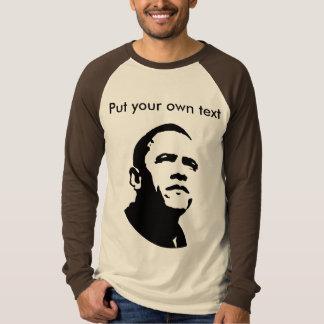 Barack Obama - Customize it T-Shirt