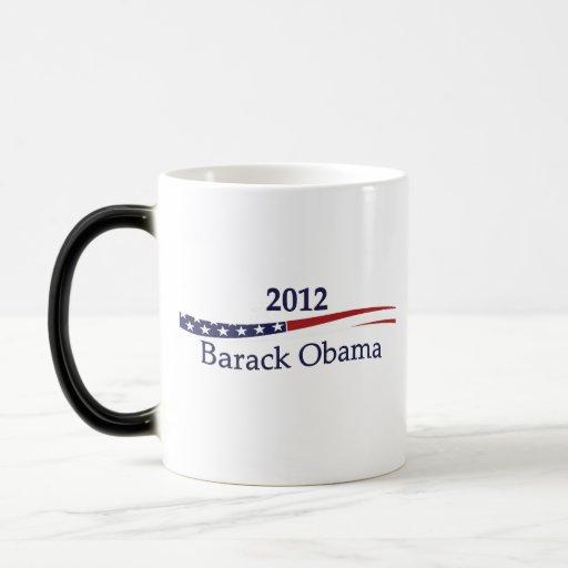 Barack Obama Drinkware Coffee Mug