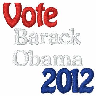 Barack Obama Embroidered Jackets