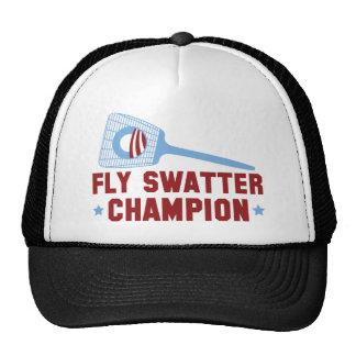 Barack Obama: Fly Swatter Champion Cap