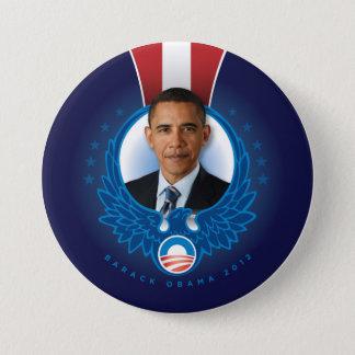 Barack Obama for President 2012 7.5 Cm Round Badge