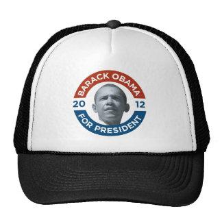 Barack Obama For President 2012 Cap