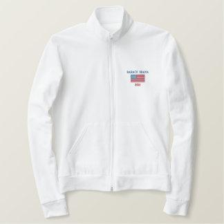 Barack Obama for President 2012 Embroidered Jacket