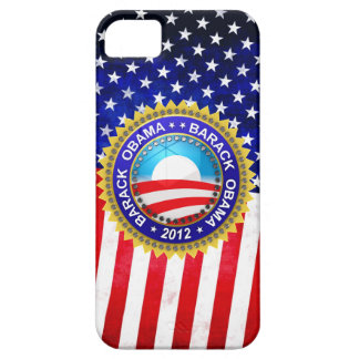 Barack Obama for president 2012 iPhone 5 Cover